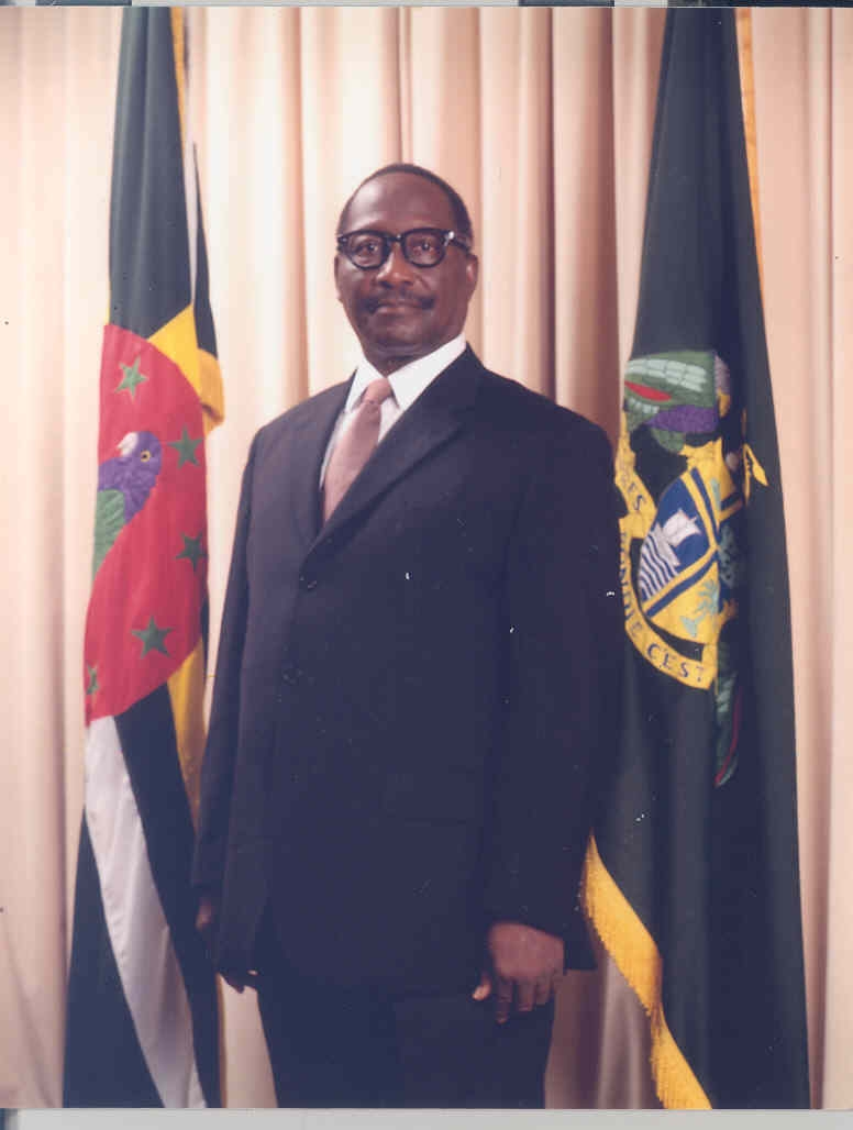 His Excellency Dr. Nicholas J. O. Liverpool