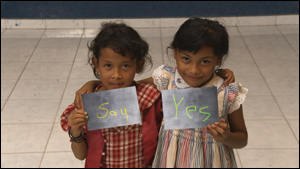 Yes to Child Sponsorship