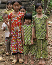 Vietnamese Children