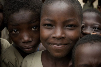 Children in Togo