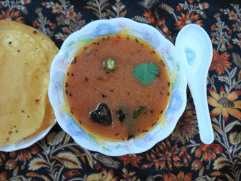 Rasam (Spicy Soup)
