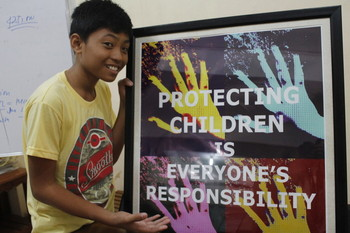 protecting children is everyone's responsibility