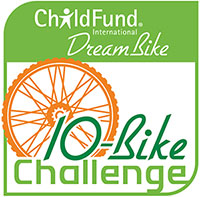 ChildFund Bike Challenge Logo