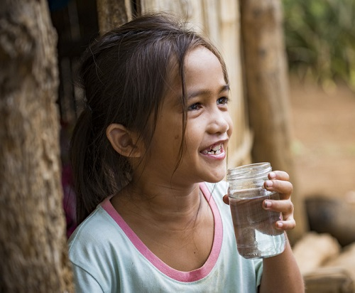 A Gift of Clean Water