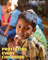 Download the 2015 ChildFund Annual Report
