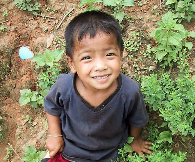 Help A Child In Thailand Childfund