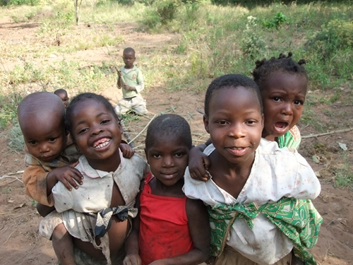 Become a monthly giving partner and help ChildFund save children's lives.