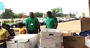 ChildFund helping to fight Ebola