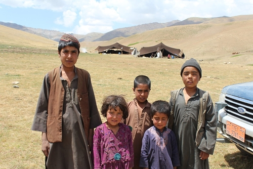 Many families in Afghanistan live in remote villages, where essential supplies are scarce.