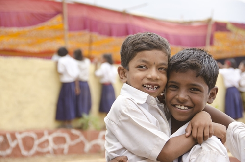 This Diwali, give back to India and help children living in poverty.