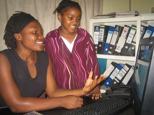 Only 16 percent of Africans have Internet access, but the number is growing.