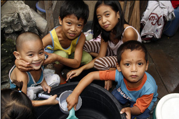 Improving Sanitation in the Philippines