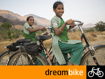Dream Bike Campaign