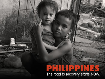 Philippines Relief and Recovery Fund